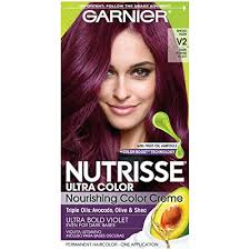Ion Permanent Hair Color Chart Intense Violet The 25 Best Purple Hair Dyes Of 2019 Smart Style Today