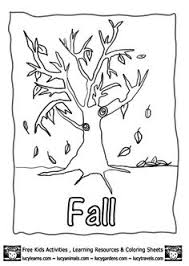 Small Picture Fall Coloring Page from Making Learning Fun Fall Early Learning