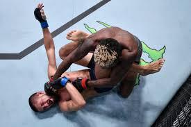 Dana White's Contender Series – Johnson v Lawrence | MMA Junkie