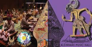 Kleinhans Seating Chart Shadow Puppets Of Java Gathutkacas Coronation At Kleinhans