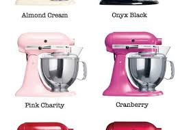 kitchenaid mixer color chart. my kitchenaid dilemma the pleasure monger kitchenaid mixer color chart