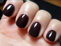 how to do your own shellac manicure at home