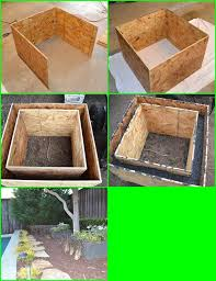 how to make concrete planters creative diy project 3