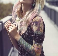 Tetování Je Už Z Principu Povrchní Záležitost The Prisoner Of