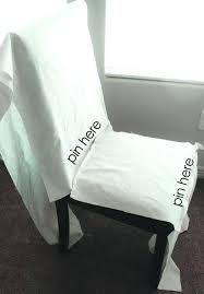 dining chair slipcover pattern be stenciled parson chair slipcovers dining room chair slipcover tutorial