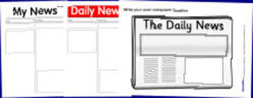 Free Newspaper Article Template For Students Printable Newspaper Templates Free Download Them Or Print
