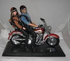 mattel barbie ken harley davidson riding fat boy harley motorcycle