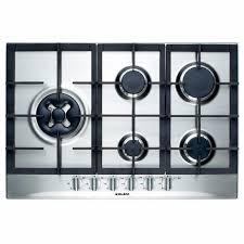 gas cooktop. Modren Cooktop Glem 90cm 5 Burner Gas CooktopFC95GWI  Intended Cooktop