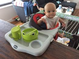 love this movable turntable high chair we can take this high chair to the restaurant or friends and family s place we like great material and colour