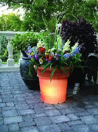 Decorative Garden Urns Outdoor Flower Planter Ideas Full Image For Flower Pot Planters 95