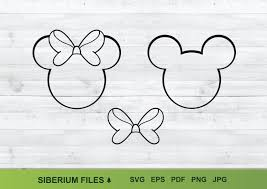 Mickey Mouse svg. Mickey Outline Head Svg, Mickey Mouse Head, Minnie Mouse  Head - Mickey Mouse Digital Clip … | Mickey mouse art, Mickey mouse  outline, Mickey mouse