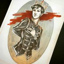 happy belated book birthday my fave character because i m trash find this pin and more on red queen