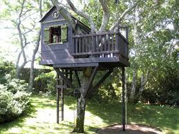 25 Awesome Kids Tree Houses  Kids Activities BlogDiy Treehouses For Kids