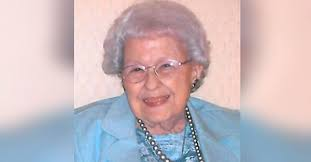 Ruth Marie Curnes McClure Blaine Obituary - Visitation & Funeral Information
