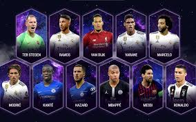Will we get clues in future loading screens? Two Chelsea Stars Named In Uefa S Team Of The Year But Mo Salah Snubbed