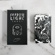 Darkness Of Light Tarot Review 7x12cm Shadow Light Tarot Cards All English Version 88 Pcs