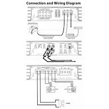 amazing 4 channel car amp wiring diagram gallery endearing 4 Channel Car Amplifier Wiring Diagram amazon com pyle plba330frd blade 4400 mesmerizing 5 channel amp wiring 4 channel car amp wiring diagram