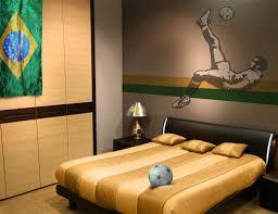 Soccer Bedroom Soccer Bedroom Decorations