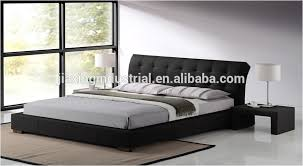 black upholstered sleigh bed. Brilliant Modern Sleigh Bed With Leather Suppliers And Manufacturers Black Upholstered E