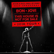 Bon Jovi At Ppl Center On 2 May 2018 Ticket Presale Code