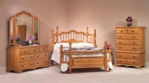 oak wood for furniture. Amish Wrap Around Oak Wood Bedroom Furniture Set For E