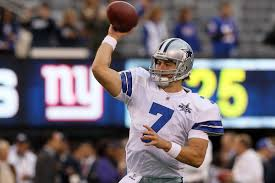Ny Giants Qb Depth Chart Cowboys Depth Chart 2012 Dallas Could Go Without Third