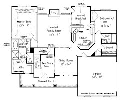cool floor plans. Charming Ideas Cool House Plans 3 Bedroom Ranch Endearing Home Floor H