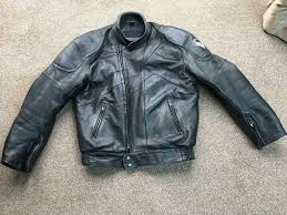leather motorcycle jacket male