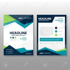 triangle blue green purple vector annual report leaflet brochure flyer template design book cover layout