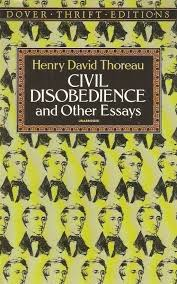 disobedience and other essays civil disobedience and other essays