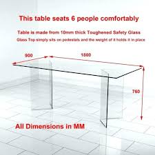 6 people dining table dinning person dining table dimensions standard height chair seat 6 size d