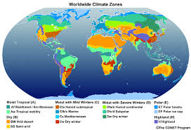 Climates Climates Of The World Microsoft In Education