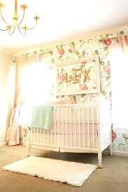 baby wallpaper nursery full size of chandeliers room with floral pink and  natural large girl borders