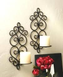 Home Decor Wall Candle Sconces Ative Decorative For Living Room Holders. Decorative  Candle Wall Sconces For Living Room Home Decor Holders Uk. Decorative ...