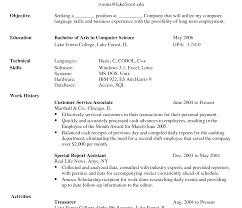Qualifications Summary Resume Example Qualifications Summary Resume Of Examples And Get Ideas To Create 22