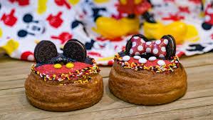 Disneyland Treats For Mickeys 90th Birthday