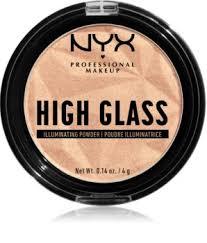 <b>NYX Professional Makeup</b> High Glass <b>хайлайтер</b> | notino.ru