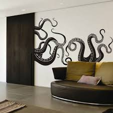amazon vinyl kraken wall decal octopus tentacles wall sticker sea monster decals squid wall graphic mural home art decor black home kitchen on wall art decoration vinyl decal sticker with amazon vinyl kraken wall decal octopus tentacles wall sticker