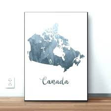 wall arts canadian wall art arts metal murals goose map print poster grey watercolor decor on typical wall art size with wall arts canadian wall art first nations typical stone sculpture