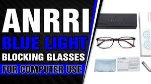 Anrri Blue Light Blocking Anrri Blue Light Blocking Glasses For Computer Use Anti