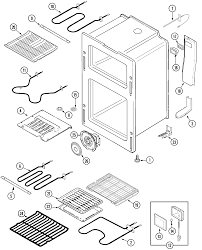 Maytag range parts model mer6872bab sears partsdirect 3 way switch wiring diagram at rf388lxkq0 wiring