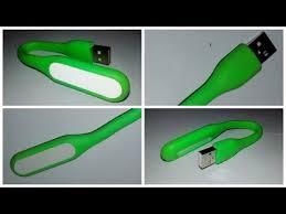 <b>Flexible USB LED</b> Light For Power Bank, Laptop, Emergency ...