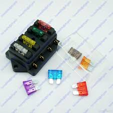 4 way 4 in 4 out atu standard blade fuse box holder 12v 24v car KW T800 Fuse Relay 4 way 4 in 4 out atu standard blade fuse box holder 12v 24v car truck rv camper boat marine fuse box online with $8 38 piece on honestlife's store dhgate