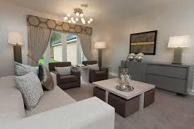 Brown And Grey Living Room Gray And Brown Living Room Orange Gray