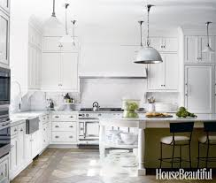 Fancy big open kitchen ideas for home Living Room 10 Cheap Ways To Make Your Kitchen Look Expensive House Beautiful How To Make Your Kitchen Look Expensive Cheap Kitchen Updates