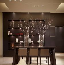 contemporary dining room wall decor. Contemporary Dining Room Table Centerpieces » Decor Ideas And Showcase Design Wall