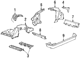 parts com® porsche engine cover partnumber 96410628309 1990 porsche 911 carrera 2 h6 3 6 liter gas engine housing