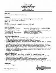 Field Service Technician Resume Resume Sample Automotive Industry Resume  Aut.
