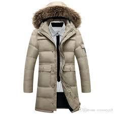 winter coat mens winter jackets men hooded big size snow jackets man x long duck winter coat mens