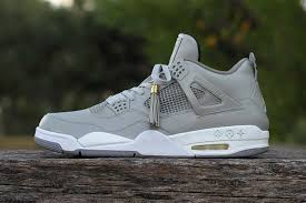 louis vuitton 4s. dank customs creates his very own air jordan 4 \u201clouis vuitton don\u201d colorways louis 4s j